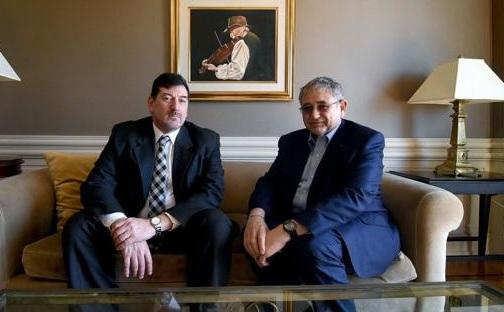 El Centro Wiesenthal repudia el ataque antisemita contra el Rabino Shlomo Tawil