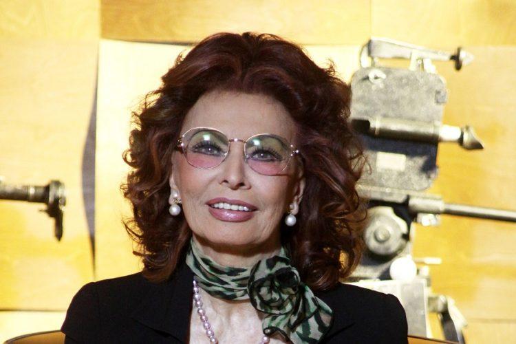 Sophia Loren interpretará a sobreviviente del Holocausto