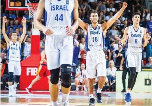 Israel se proclama Campeona de Europa tras vencer a España en Baloncesto Sub20