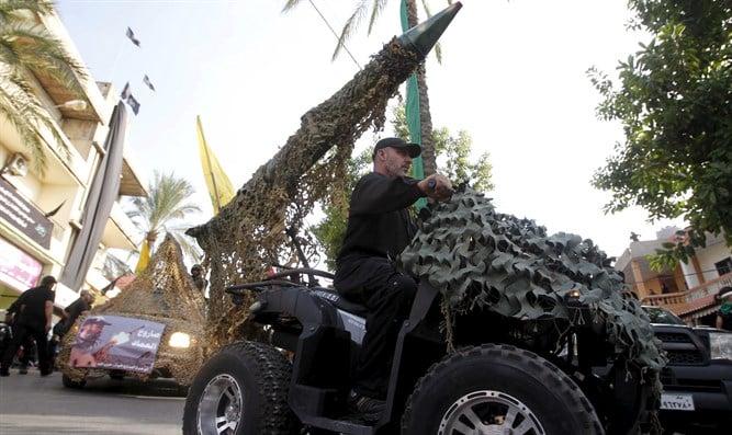 Israel pide a Rusia alejar a Hezbolá del Golán sirio