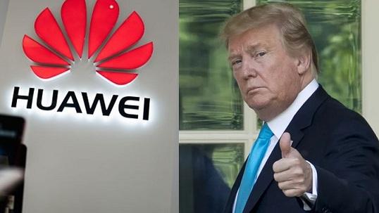 El indulto de Trump a Huawei es una debacle para la seguridad nacional