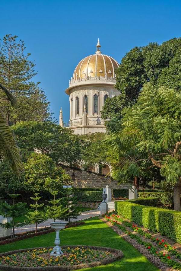 ¿Cuál es la historia detrás de los jardines más bellos de Israel?