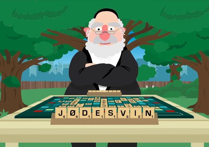 'Cerdo judío'. Caricatura en cadena pública de Noruega genera polémica