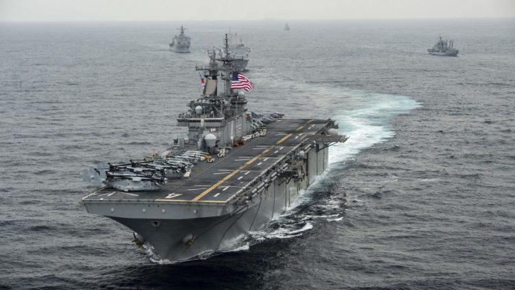 EE.UU. destruyó dron de Irán en el Estrecho de Ormuz: Trump