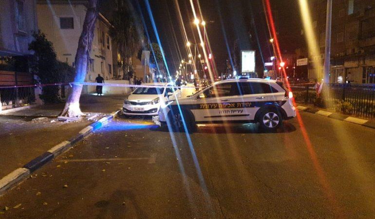 Palestino intenta acuchillar policías israelíes en Hadera