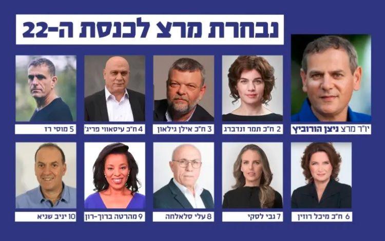 Gaby Lasky, judía mexicana, integra lista de Meretz para las elecciones en Israel