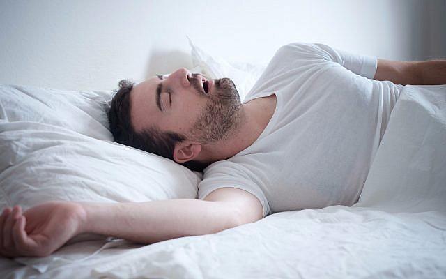 Equipo de investigación liderado por Israel desarrolla modelo para detectar la apnea del sueño
