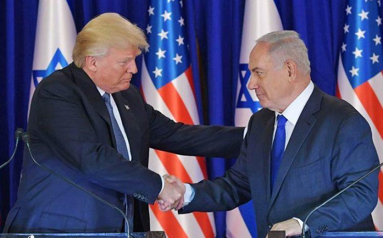 Trump felicita a Netanyahu por convertirse en el PM israelí con más tiempo en el cargo