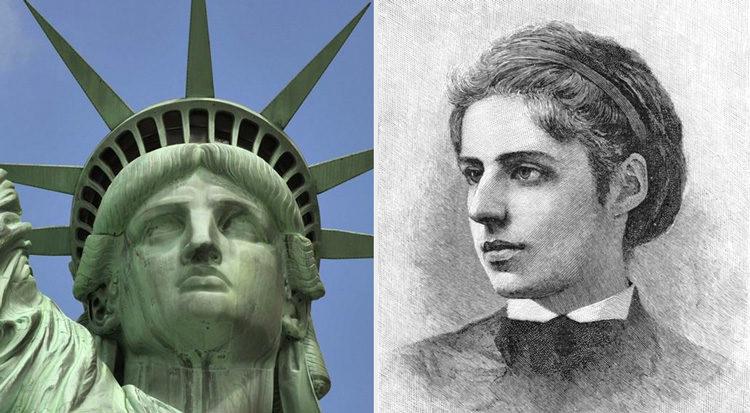 Funcionario de EE.UU. trastoca verso sobre la Estatua de la Libertad escrito por la poeta judía Emma Lazarus