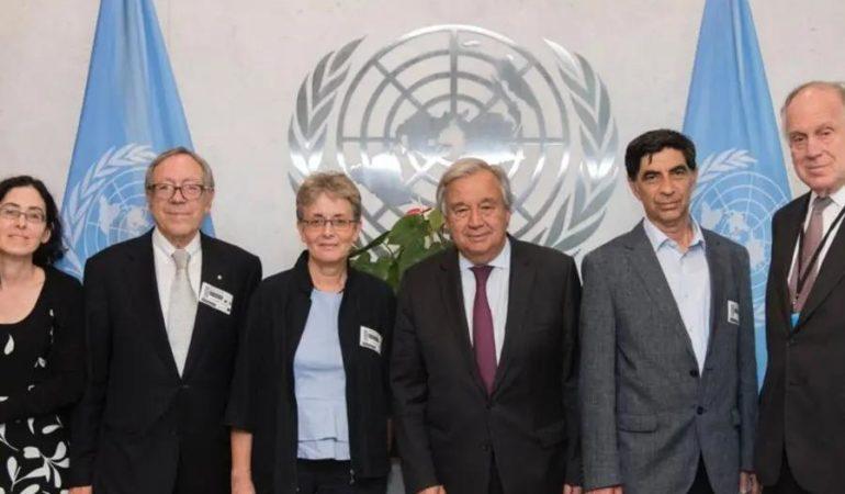 Secretario General de la ONU llama a liberar los restos de soldados israelíes cautivos en Gaza