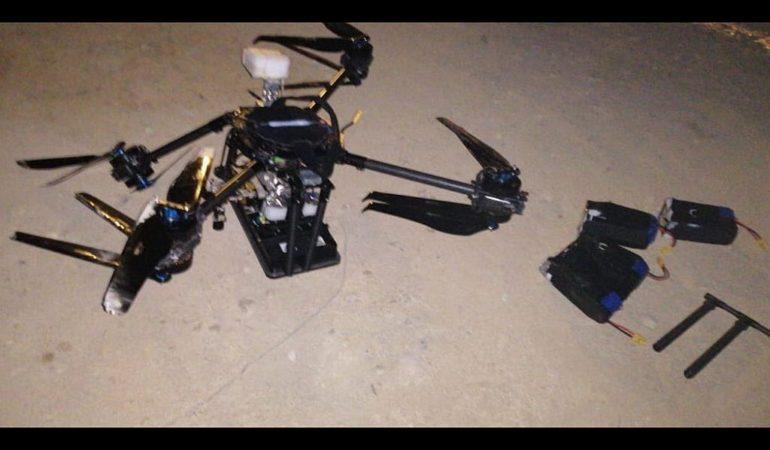Los drones que cayeron en Beirut eran iraníes, no israelíes, según muestran las imágenes