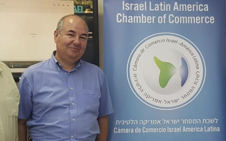 Él es el nuevo Embajador de Israel en México