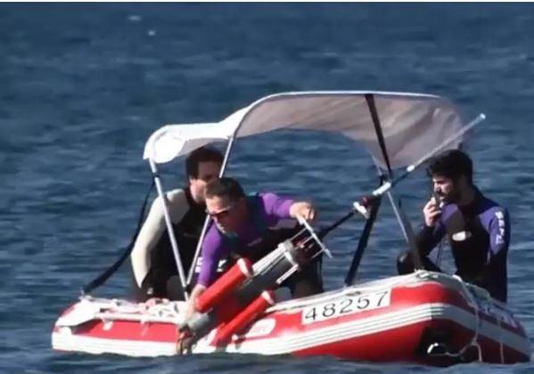 Investigadores israelíes desarrollan sistema sonar para identificar amenazas marinas