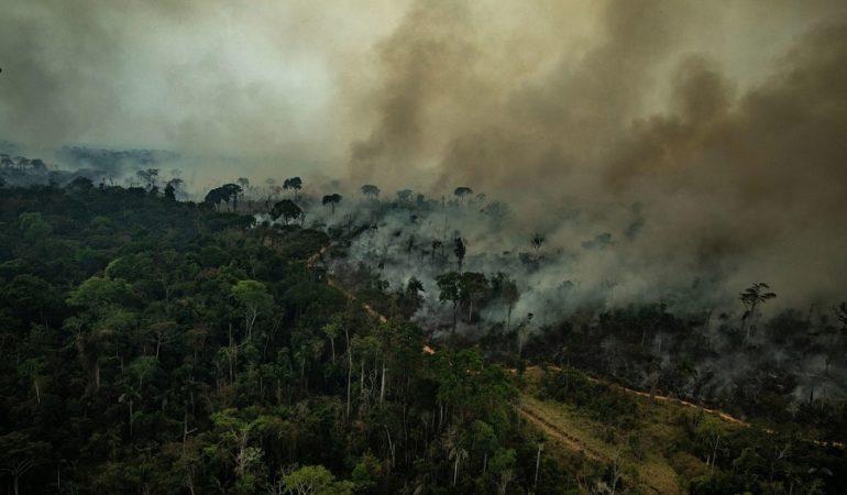 Israel enviará ayuda a Brasil para combatir incendios en la Amazonia