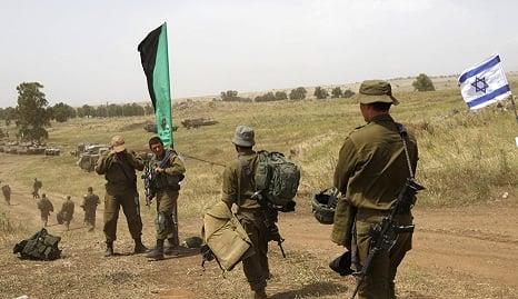 El objetivo estratégico de Israel en Siria
