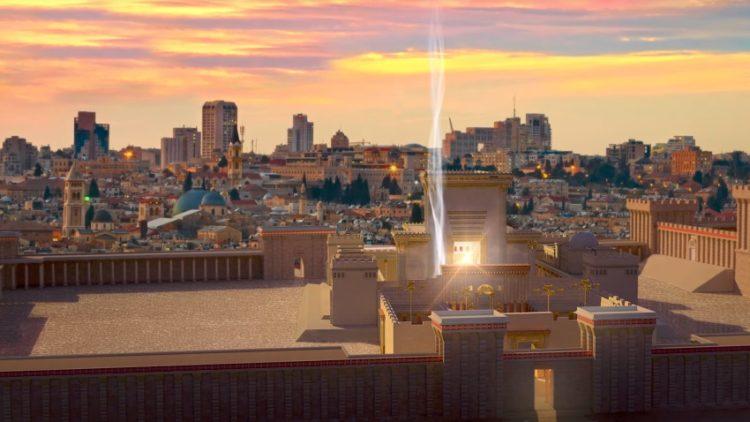 """""""¡Prepárense!"""". Organización israelí insta a judíos a esperar la construcción del Tercer Templo"""