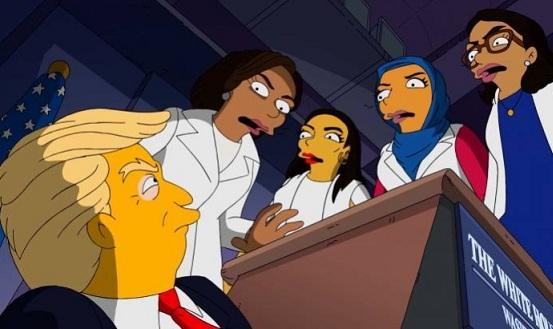 Los Simpson y su autodestrucción -