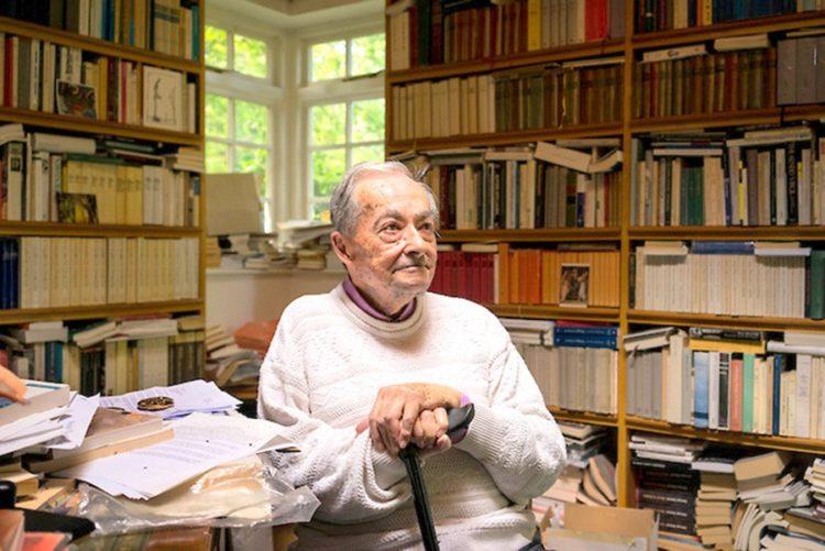 Fallece el crítico literario judío George Steiner