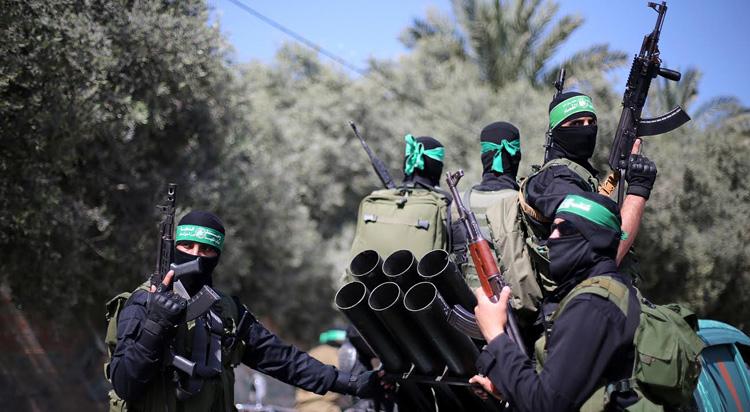 Hamás ataca a Israel a pesar de la pandemia - Enlace Judío