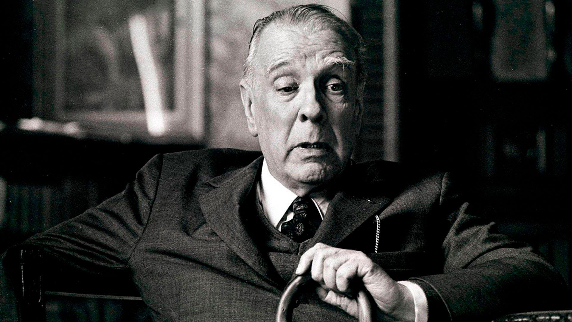 Recordando a Jorge Luis Borges y dos poemas que dedicó a