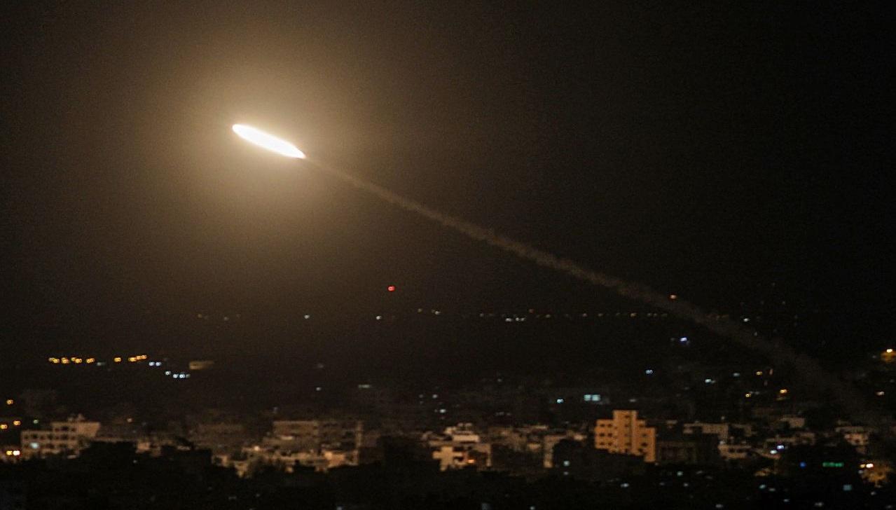 Disparan un cohete desde Gaza contra el sur de Israel