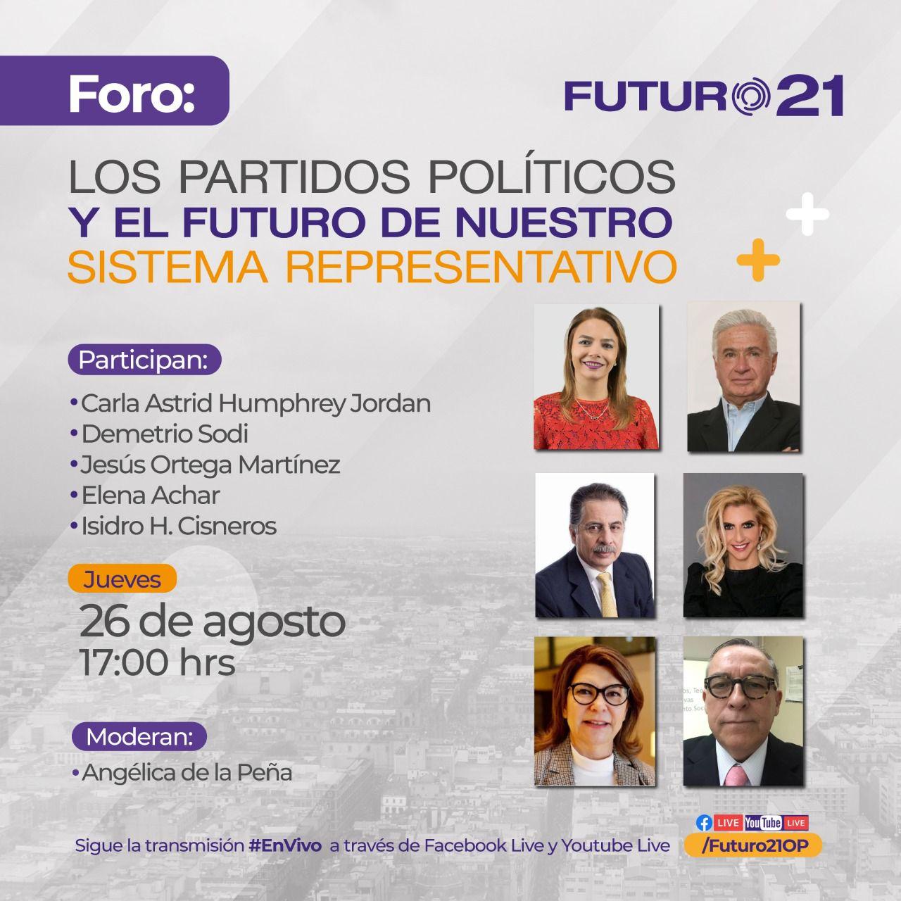 Los partidos políticos y el futuro de nuestro sistema representativo