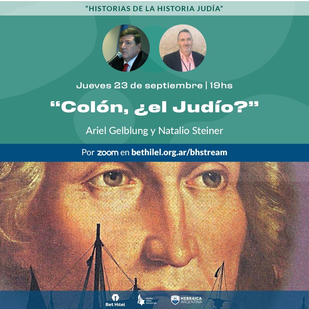 Colón, ¿el judío?