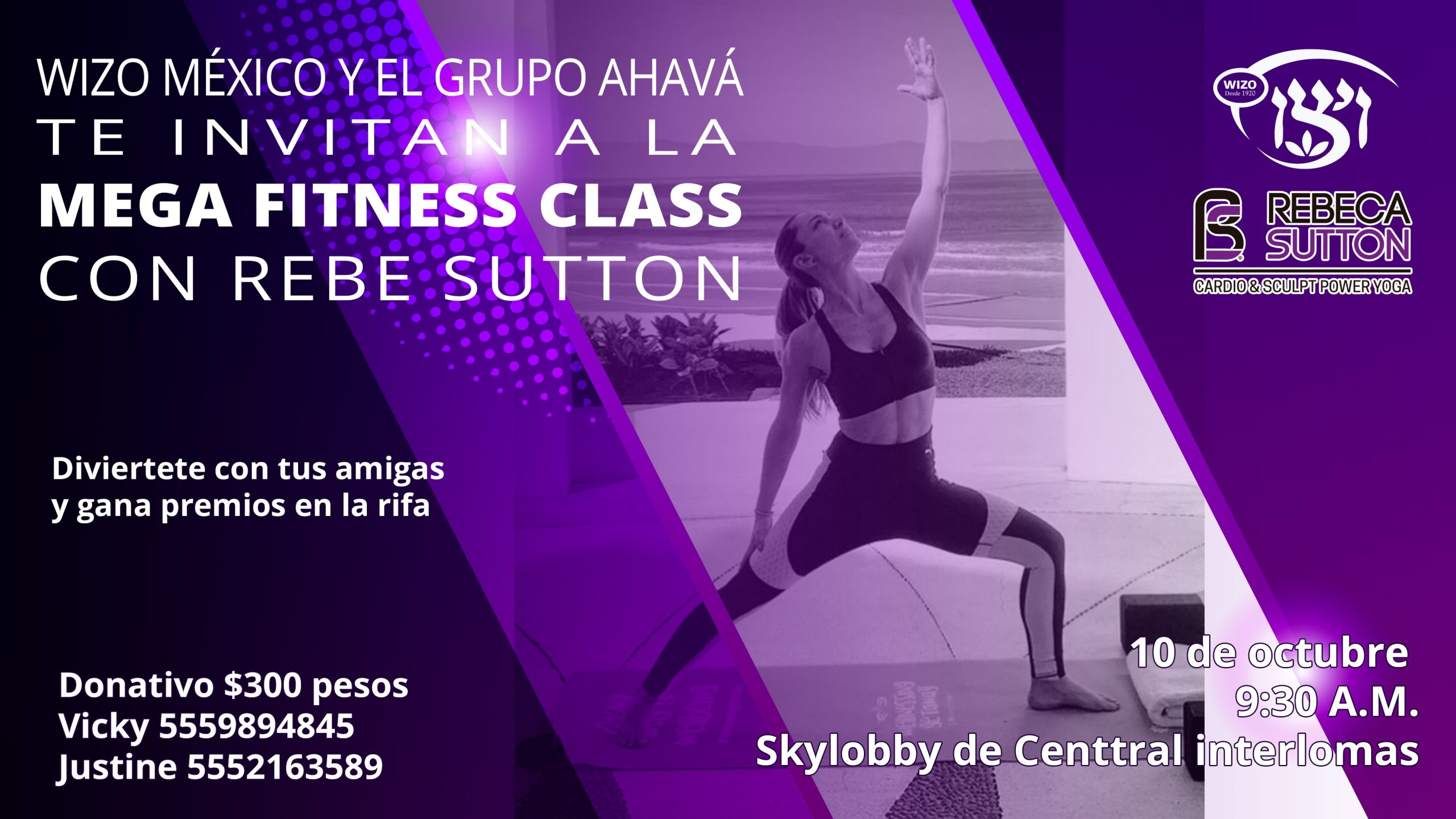 Mega Fitness Class