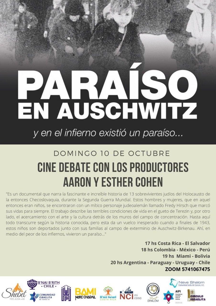 Paraíso en Auschwitz